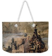 Memory Of Spain Weekender Tote Bag by Victor Hugo