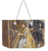 Memorys Melody Weekender Tote Bag by George Goodwin Kilburne