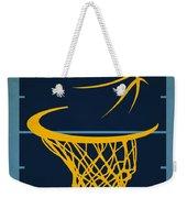 Memphis Grizzlies Court Weekender Tote Bag