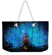 Memphis Zoo Lights Weekender Tote Bag
