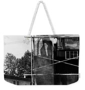 Men At Work Weekender Tote Bag