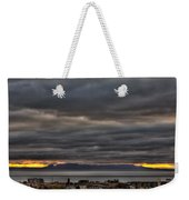 Menacing Skies Weekender Tote Bag