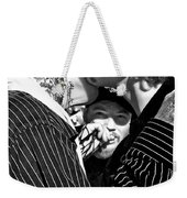 Menage A Trois Weekender Tote Bag