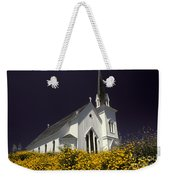 Mendocino Presbyterian Church Weekender Tote Bag