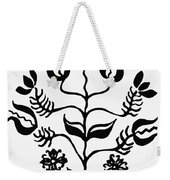 Mennonites Hex Sign Weekender Tote Bag