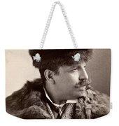 Men's Fashion, 1890s Weekender Tote Bag