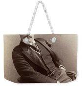 Men's Fashion, C1885 Weekender Tote Bag