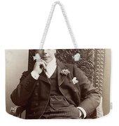 Men's Fashion, C1898 Weekender Tote Bag