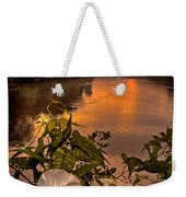 Meramec River At Chouteau Claim Weekender Tote Bag