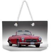 Mercedes-benz 190 Sl Weekender Tote Bag