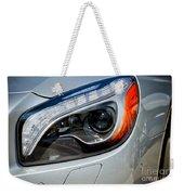 Mercedes Benz Light Weekender Tote Bag