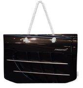 Mercedes Benz Mclaren Weekender Tote Bag