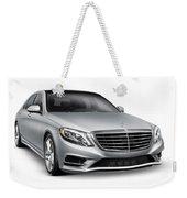 Mercedes-benz S550 4matic Luxury Car Weekender Tote Bag