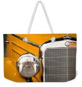 Mercedes Retro Weekender Tote Bag