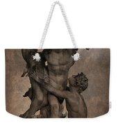Mercury Carrying Eurydice To The Underworld Weekender Tote Bag