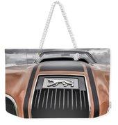 Mercury Cougar Weekender Tote Bag