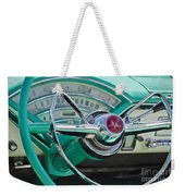 Mercury Montclair Weekender Tote Bag