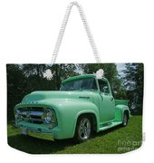Mercury Pick Up Weekender Tote Bag