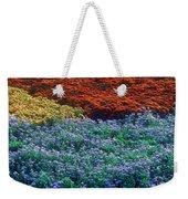 Merging Colors Weekender Tote Bag