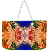 Merging Consciousness With Abstract Artwork By Omaste Witkowski  Weekender Tote Bag