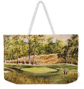 Merion Golf Club Weekender Tote Bag by Bill Holkham