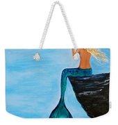 Mermaid Glam Day Weekender Tote Bag