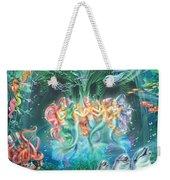 Mermaids Danicing Weekender Tote Bag