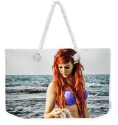 Mermais Sighting 2 Weekender Tote Bag