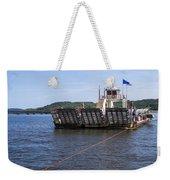 Merrimac Ferry - Wisconin Weekender Tote Bag