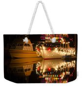 Merry Christmas Bandon By The Sea 1 Weekender Tote Bag