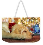 Merry Christmas From Lily Weekender Tote Bag