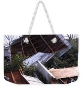 Merry Christmas From Mother Nature - I'm A Tornado Weekender Tote Bag