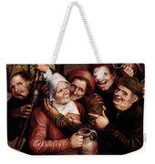 Merry Company Weekender Tote Bag