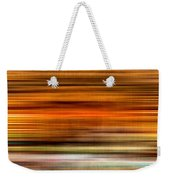 Merry Go Round Abstract Weekender Tote Bag