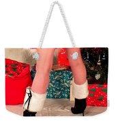 Merry Kissmyass Weekender Tote Bag