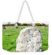 Merry Maidens Stone Circle Cornwall Weekender Tote Bag