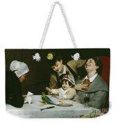 Merrymakers Weekender Tote Bag