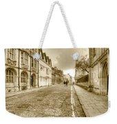 Merton Street Oxford Weekender Tote Bag