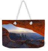 Mesa Arch Canyonlands National Park Weekender Tote Bag