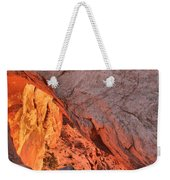 Mesa Arch Portrait Weekender Tote Bag
