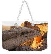 Mesa Arch Sunrise 6 - Canyonlands National Park - Moab Utah Weekender Tote Bag