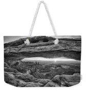 Mesa Arch Sunrise Weekender Tote Bag