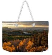 Mesa Sunset Weekender Tote Bag