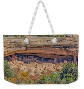 Mesa Verde Cliff Dwelling Weekender Tote Bag