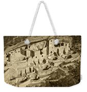 Mesa Verde National Park In Colorado Weekender Tote Bag