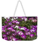 Mesembryanthemums 5 Weekender Tote Bag