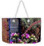 Mesilla Cholla Weekender Tote Bag by Kurt Van Wagner