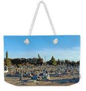 Mesilla Nm Cemetery 3   Weekender Tote Bag