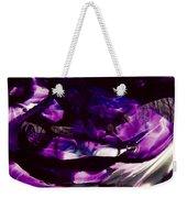 Mesmerize Purple Weekender Tote Bag