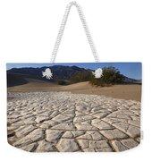 Mesquite Dune Mosaic Weekender Tote Bag
